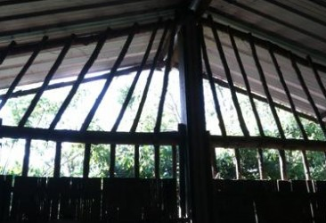 Dining room roof
