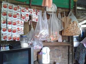 Chowsu's little store